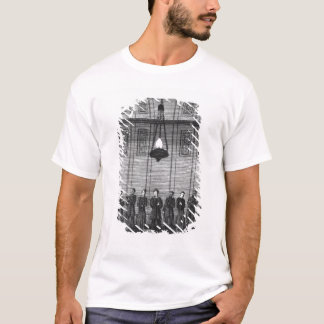 Waiting for Interrogation by the Inquisition T-Shirt