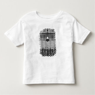 Waiting for Interrogation by the Inquisition Toddler T-Shirt
