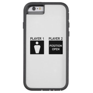 Waiting for Player 2 iPhone 6/6s Gamer's Case