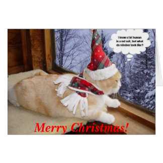 Waiting for Santa Cards