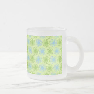 Waiting for Spring Frosted Glass Mug