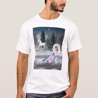 Waiting for Star - Winter Fantasy T-Shirt