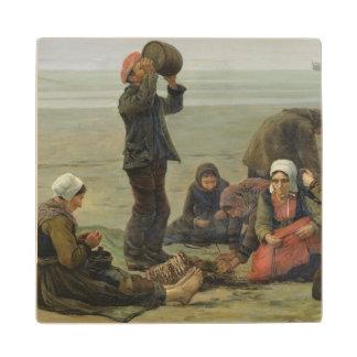 Waiting for the Fish, Berck-sur-Mer Wood Coaster