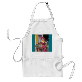 Waiting for the Perfect Man Standard Apron