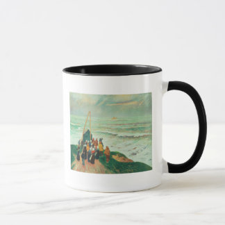 Waiting for the Return of the Fishermen Mug