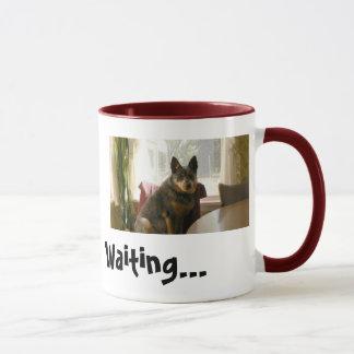 Waiting... Mug