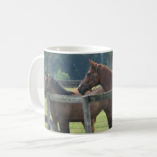 Waiting to Ride Coffee Mug