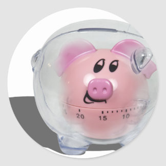 WaitingInvestmentsToMature103110 Round Sticker