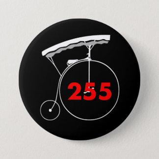 Waitress 255 7.5 cm round badge