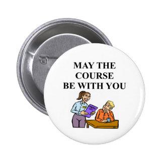 WAITRESS joke 6 Cm Round Badge