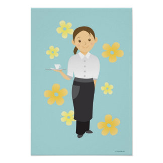 Waitress Posters