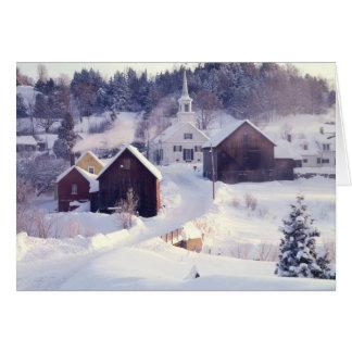 Waits River, Vermont Invitation Card