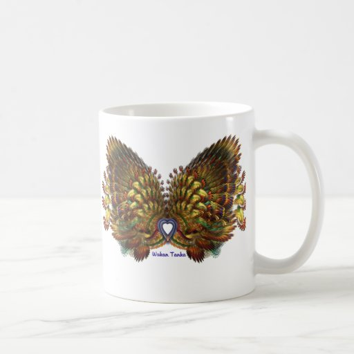 Wakan Tanka - Great Spirit Coffee Mugs