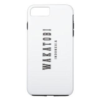 Wakatobi Indonesia iPhone 7 Plus Case