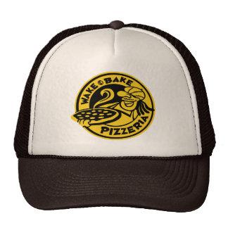 Wake & Bake T-shirt Trucker Hat