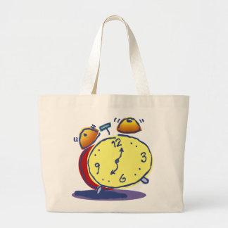 Wake Up! Alarm Clock Bag