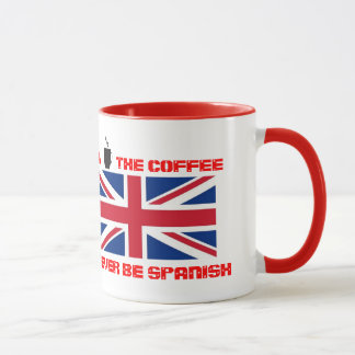 Wake Up And Smell The Coffee Mug
