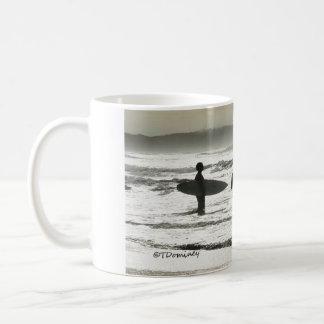 WAKE UP and SURF Coffee Mug