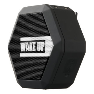 WAKE UP BLACK BOOMBOT REX BLUETOOTH SPEAKER