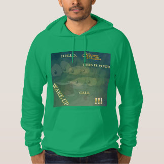 Wake-up Call Jean-Bob Pullover Hoodie