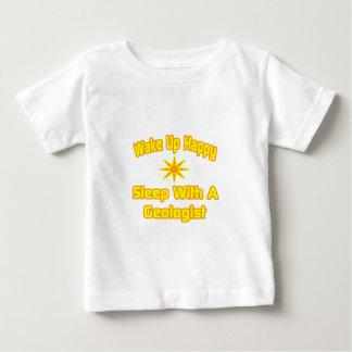 Wake Up Happy ... Sleep With a Geologist Shirts
