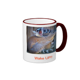 Wake UP Coffee Mugs