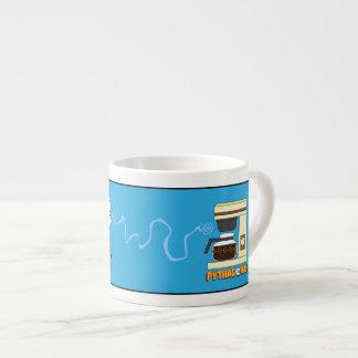 Wake Up Pythagoras Espresso Cup