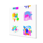 Wake Up Stretched Canvas Prints