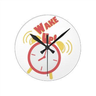 Wake Up Wallclock