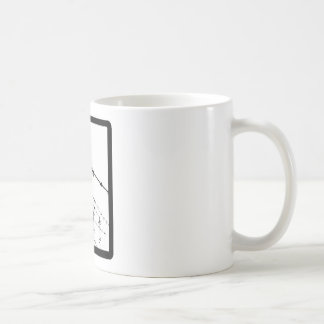 WAKEBOARD BARB WIRED COFFEE MUG