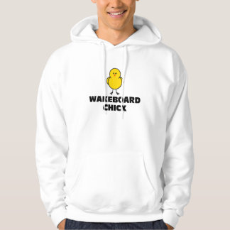 Wakeboard Chick Hoodie