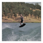 WAKEBOARD POSTER