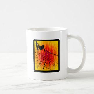 Wakeboard Sun Bath Coffee Mug