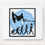 Wakeboard The Take Mouse Pad