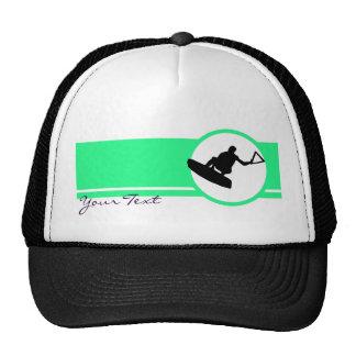 Wakeboarder Cap