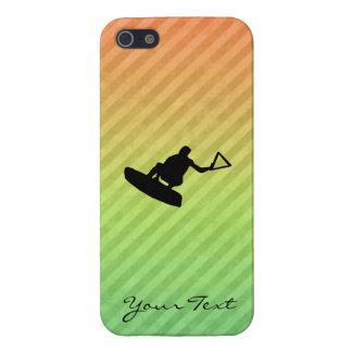 Wakeboarder iPhone 5 Cover