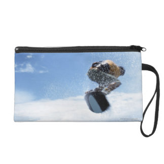 Wakeboarder Jumping Wristlet