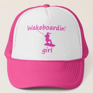 Wakeboardin' Girl Hat