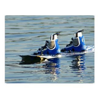 Wakeboarding 360 Postcard