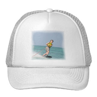 Wakeboarding Teen Baseball Hat