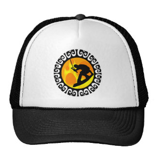 WAKEBOARDING THE ATMOSPHERE TRUCKER HAT