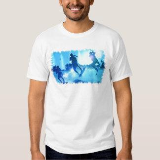 Wakeboarding Trio Men's T-Shirt