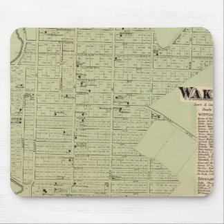 Wakefield, Bronxdale Mouse Mat