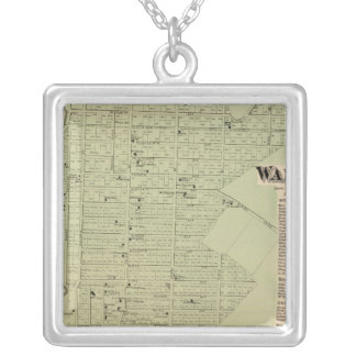 Wakefield, Bronxdale Silver Plated Necklace