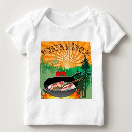 Wake'n&Bacon.ai Baby T-Shirt