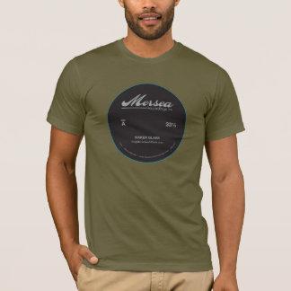 """Waker Glass Neighbourhood Party 7"""" Label T-Shirt"""
