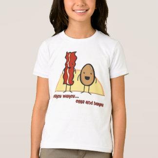 Wakey Wakey Youth Ringer Shirt