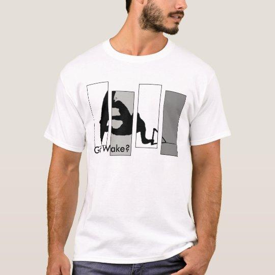 wakeyo, Got Wake? T-Shirt
