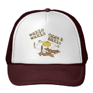 Wakie Wakie Eggs and Bakie Cap