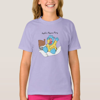 Waking Hippo Kid's T-Shirt